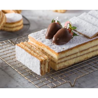 Mille-feuille Cake