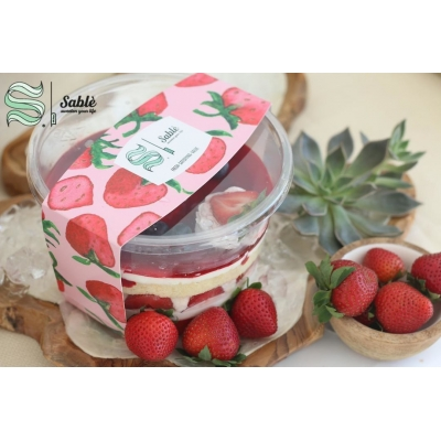 Strawberry Triflle Small